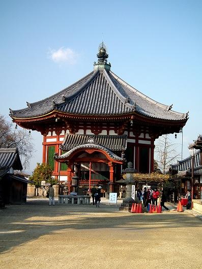 南円堂20111229