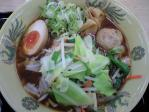 ヤマブ焙煎味噌菜彩麺