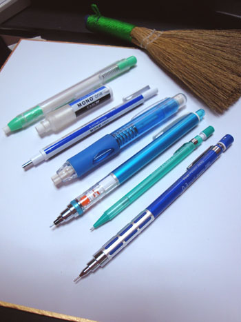 筆記用具01