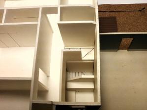 上級1階玄関