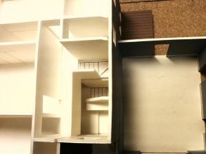 上級2階階段