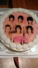 4周年ケーキ小2