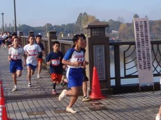 砂沼マラソン2
