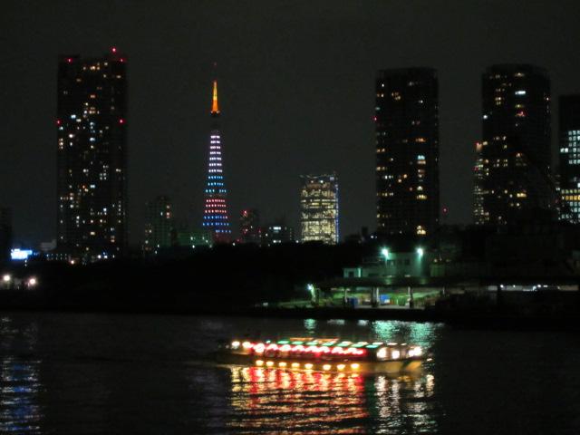 東京タワー 嵐色 2012年3月16日