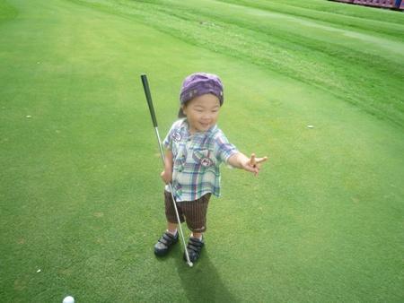 パッティングゴルフ2