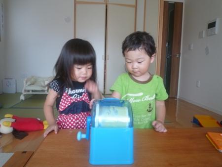手作りアイス3