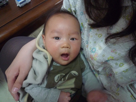 ツグ君・満2ヶ月