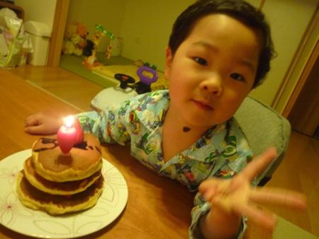 祝☆3歳!!