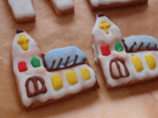 教会クッキー