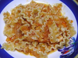 パスタトマト