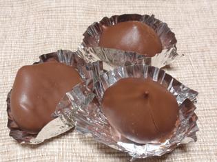 栗チョコみっつ