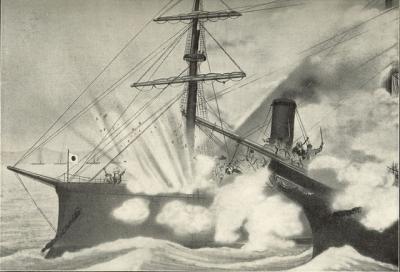 宮古湾海戦2 400