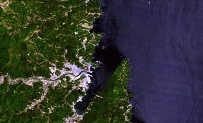 宮古湾地図400