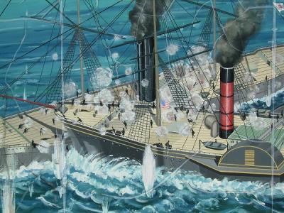 宮古湾海戦1 400