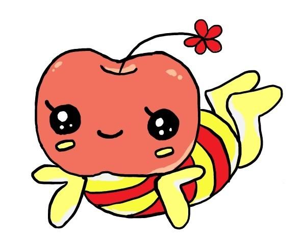 kaoりんご ねそべり