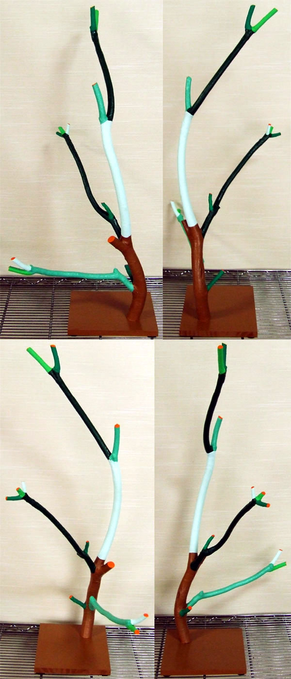 木 ライトグリーン