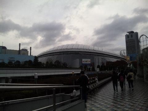 水樹東京ドーム
