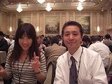 小松原さんと権藤さん娘
