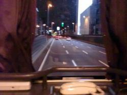 夜行バス景色CIMG2903