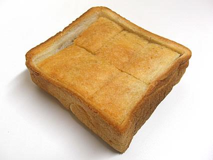 オルブロート東バイパス店 はちみつバタートースト 中身