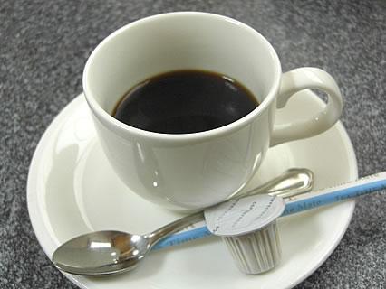 お食事処 まほろば 食後のコーヒー