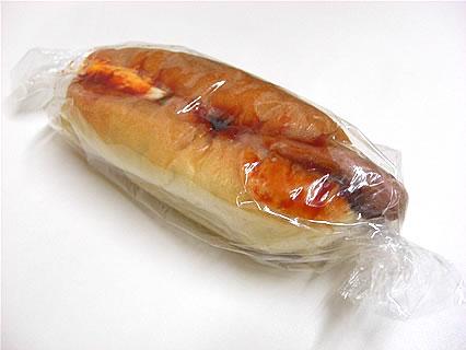 石田パン店(いしたフランセーズ) ウィンナ・エッグサンド(179円)