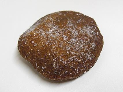 石田パン店(いしたフランセーズ) あんドーナツ 中身