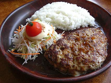 びっくりドンキー青森東店 ポテサラパケットディッシュ(669円)