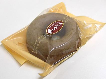 有限会社 三松堂 菓子の店 Marsa(マーサ) 焼きドーナツ(コーヒー)(150円)