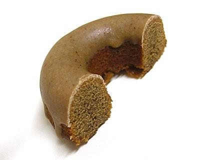 有限会社 三松堂 菓子の店 Marsa(マーサ)  焼きドーナツ(コーヒー) 断面