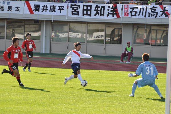 試合vs三菱水島2