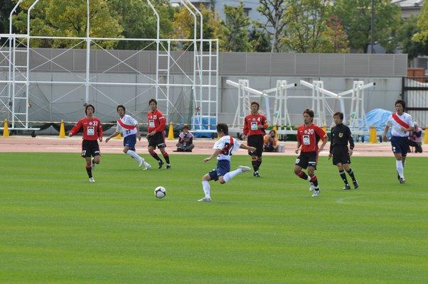 試合vs三菱水島3-1