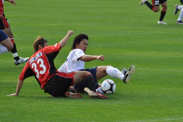 試合vs三菱水島2-1