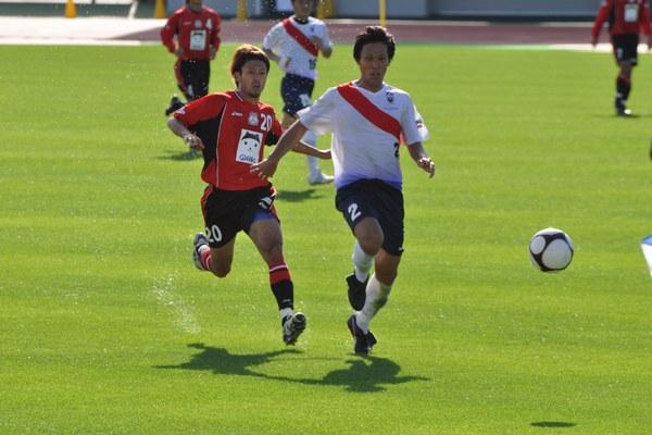 試合vs三菱水島10