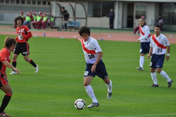 試合vs三菱水島11