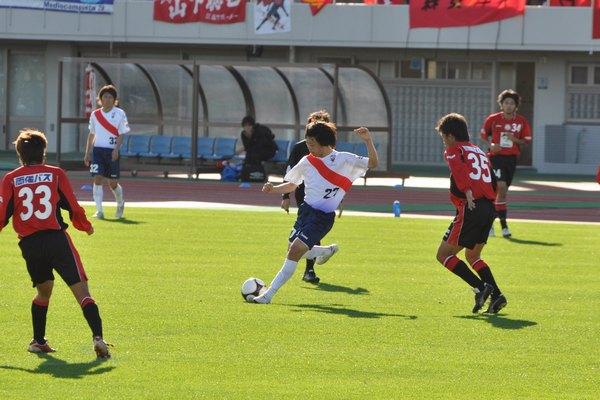 試合vs三菱水島25