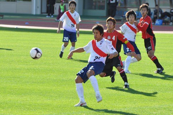 試合vs三菱水島24
