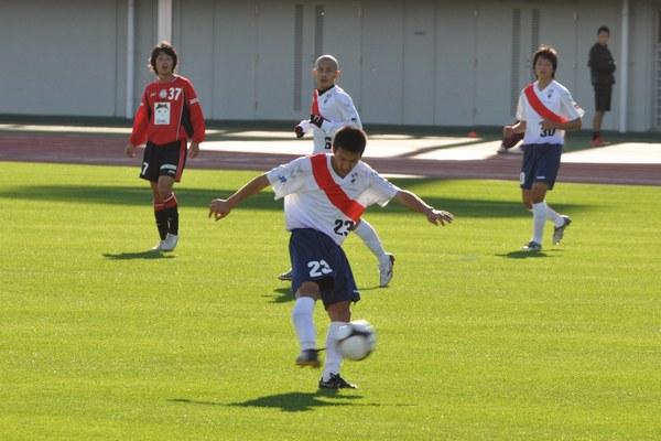 試合vs三菱水島27