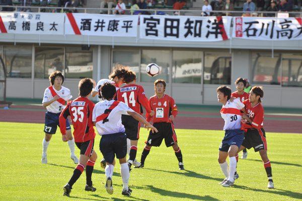 試合vs三菱水島28