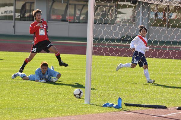 試合vs三菱水島32