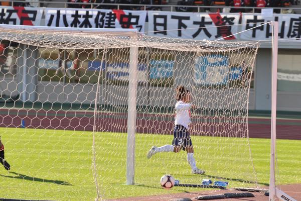 試合vs三菱水島33
