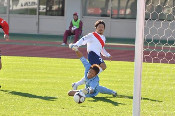 試合vs三菱水島31