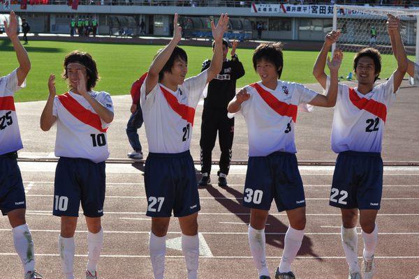 試合vs三菱水島40