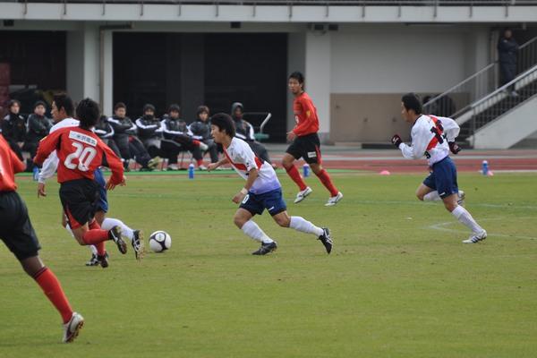 試合入れ替え戦第1戦vsツエーゲン金沢7