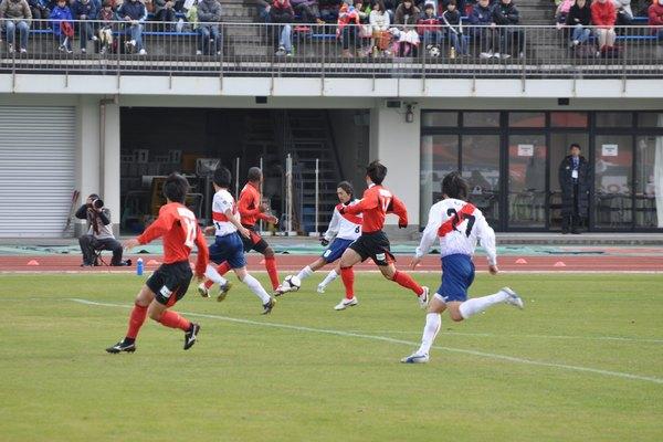試合入れ替え戦第1戦vsツエーゲン金沢5
