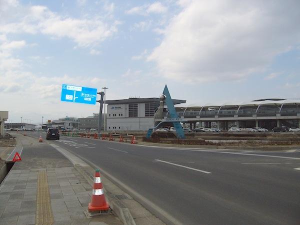 2011仙台空港ゲート