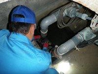 マンションの排水ポンプの取替 宝塚市