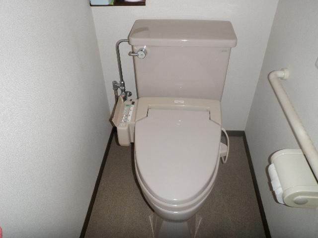 トイレ現状