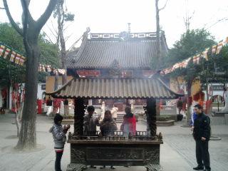 蘇州・寒山寺