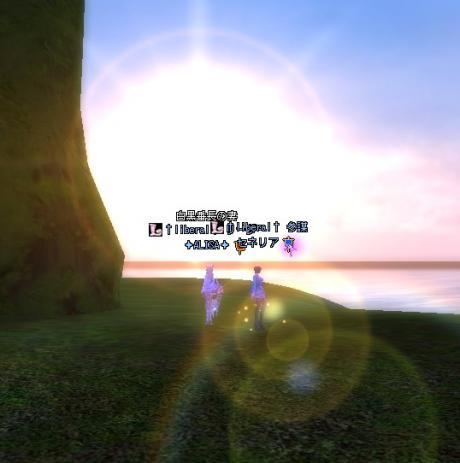 初めての孤島w